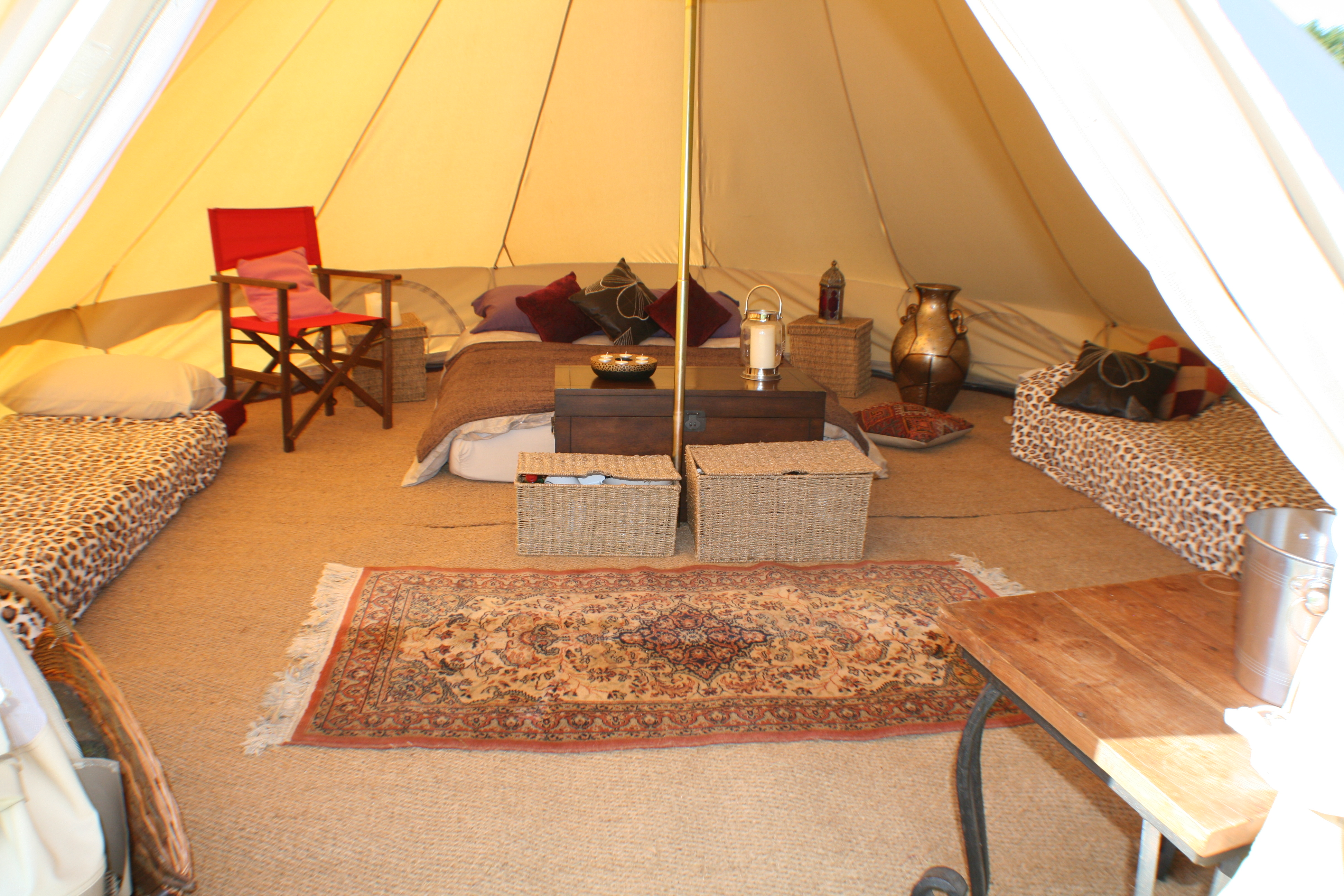 Glamping Home Farm Camping And Caravan Site
